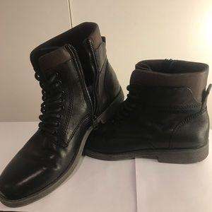 Kenneth Cole Reaction men's boots 10
